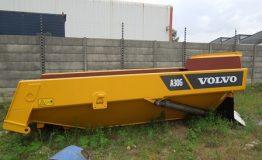 Articulated Dump Truck Load Bin & Cylinders