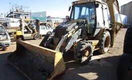 Caterpillar 428D TLB