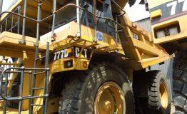 Caterpillar 777D Rigid Dump Truck (2005)