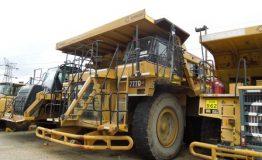 Caterpillar 777D Rigid Dump Truck (2006)