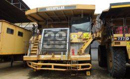 Caterpillar 777D Rigid Dump Truck (2010)