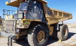 Caterpillar Rigid Dump Truck (2013) RD6529_01