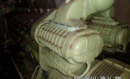 GM V16 DIESEL - 1600HP MARINE DIESEL