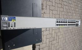 HP '2626-PWR-J8164A' Procurve Switch