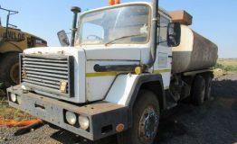 Iveco Sakom Water Tanker Truck