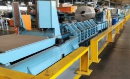 LITTEL [BR2E] Coil Cut-to-Length Line [Coil Shear Line 1]