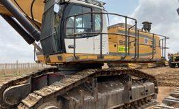 Liebherr 980 Excavator (2017)
