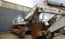 Liebherr R 984C Excavator (2008)