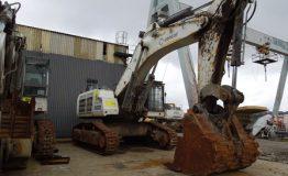 Liebherr R 984C Excavator