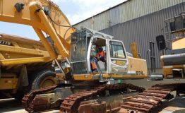 Liebherr R974C Excavator (2008)