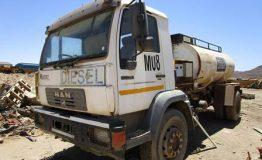 MAN Diesel Tanker Truck