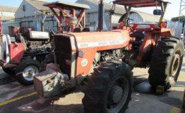 Massey Ferguson 298, 4x4 Tractor