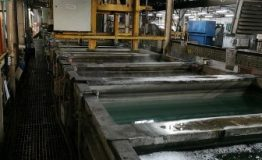 Metal Pre-Treatment Line (8)