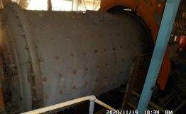 Overflow-Ball-Mill