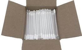 Sterile Throat Swabs Unlabelled box Health Brands SA