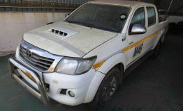 Toyota Hilux LDV
