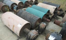 Various Sized Tail End Pulleys