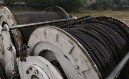 2012 Zoomlion RT35 - 35 Ton Rough Terrain Crane - Fire Damaged (11)