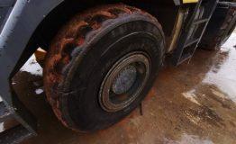 2012 Zoomlion RT35 - 35 Ton Rough Terrain Crane - Fire Damaged (16)