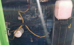 2013 Trailer Mounted Generator, Atlas Copco LeRoy Somer Sound Attenuated (7)
