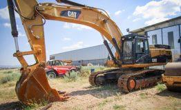 Caterpillar Excavator_2