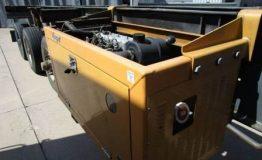 Kanpor 90kVA, 3 Phase Generator for powering refridgerated container