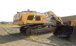 Liebherr R970 Excavator