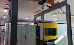 SWF 3.2 Ton Overhead Gantry