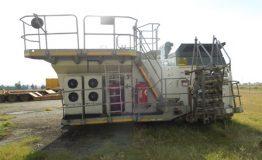 Stripped Liebherr R9200 Excavator