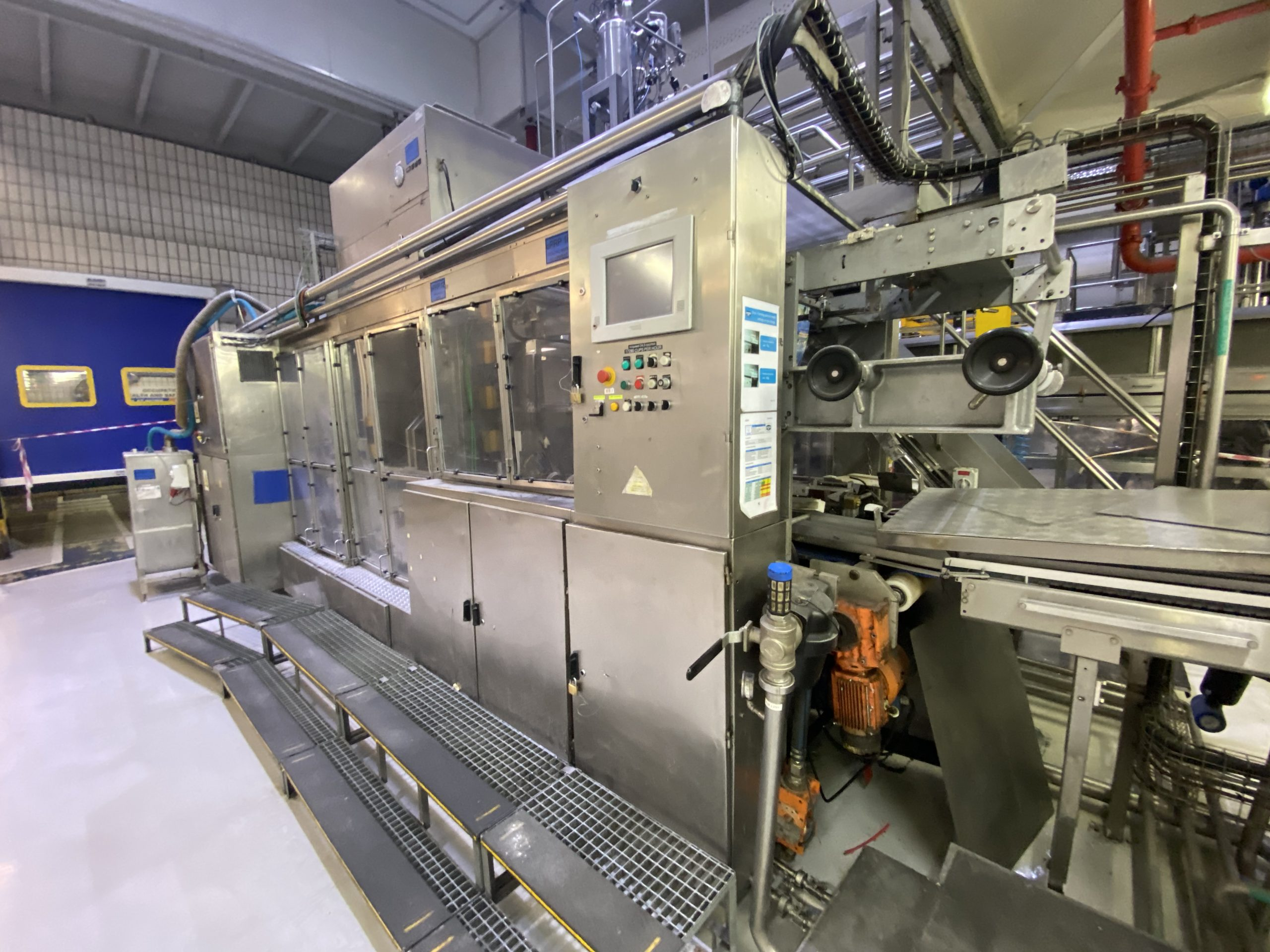 Yoghurt FFS and Ice Lolly Lines, and Packaging Equipment (26)