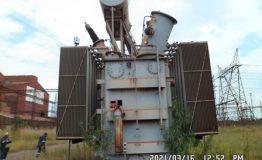 120 MVA Transformer 1984 - Fuji Electric Co.Ltd