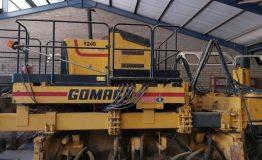 2008 Gomaco Commander 3 4 Track Slipform Paver