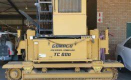2008 Gomaco TC600 Tracked Texture Cure Machine