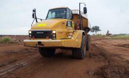 2010 Caterpillar 740 Articulated Dump Truck(2)