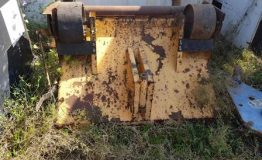 2010 Poor Condition Chippy Hand Chipper