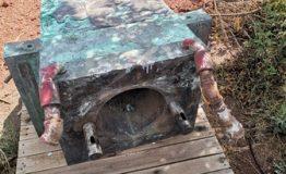 Scrap Copper Components (10)