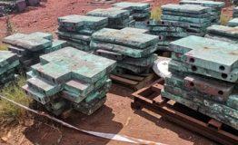 Scrap Copper Components (6)