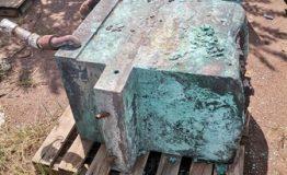 Scrap Copper Components (8)