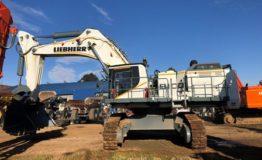 2012 Excellent Condition, low hour, Liebherr R9100 Excavator