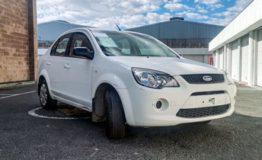 2015 Ford Ikon