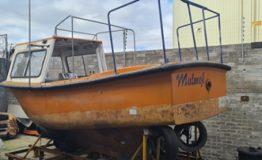 Malmok Motorboat (2)