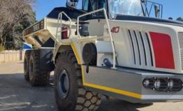 Terex TA40 Articulated Dump Truck (1)